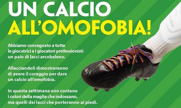 In Brasile partita di calcio sospesa per cori omofobi