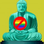 Divieto monaci buddisti gay
