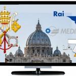 Il dominio del Vaticano in TV