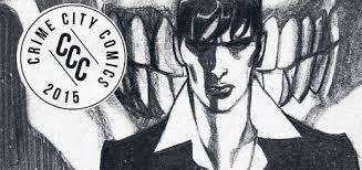 Il Crime City Comics e Dylan Dog