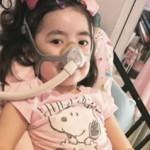 """Julianna 5 anni: """"Voglio il Paradiso"""""""