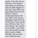 UK. Nipote bisex annienta la zia omofoba