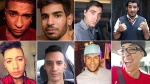 Vittime della strage di Orlando