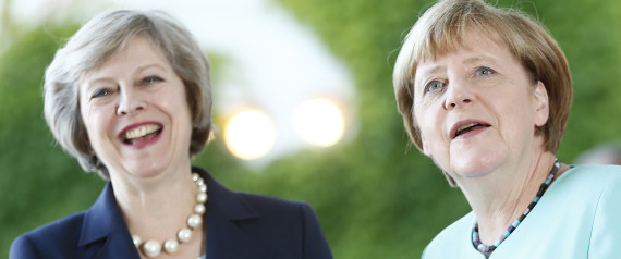 May e Merkel