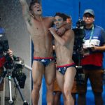 Rio2016 Tuffi sincro Oro alla Cina e Bronzo a Daley-Goodfellow (UK)