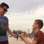 Rio 2016 Tom Bosworth marciatore UK sposerà il suo compagno Harry
