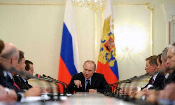 La futura Russia putiniana anti-LGBT