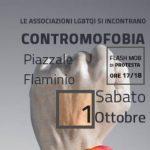 1 ottobre Flash Mob Contromofobia