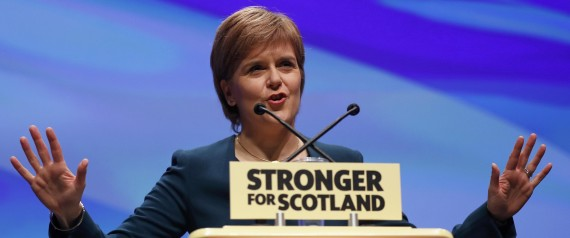 Scotland's First Minister