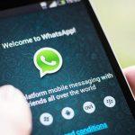 WhatsApp manca poco alla cancellazione messaggi
