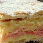 La ricetta dei pasticcini crema e alchermes