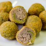 Le sempre verdi olive fritte all'ascolana