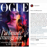'Vogue Paris' Valentina modella transgender in copertina