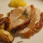 Trentino Alto Adige Il maiale alle mele