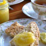La crema inglese Lemon Curd