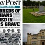 Scozia scoperta fossa comune ex orfanotrofio cattolico