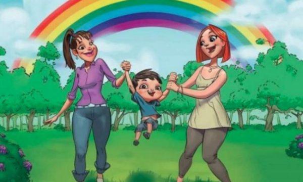 In Croazia il primo libro gay-friendly per bambini
