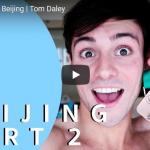 2 Medals!| Beijing | Tom Daley