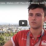 Intervista integrale Tom Daley diritti LGBT+