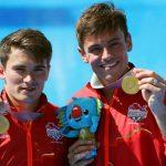 Commonwealth Games 2018 Oro per Daley-Goodfellow