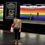 La stazione di Porta Venezia a Milano resterà 'Rainbow'