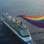 Cagliari Rainbow 2.900 croceristi gay in città