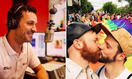 """Bufera su Radio Globo: """"Mi fa schifo vedere i gay che si baciano"""""""