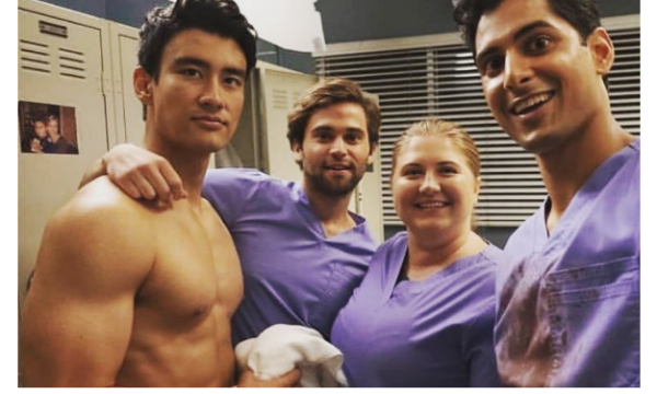 A Grey's Anatomy il primo ruolo gay asiatico