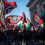 No a Casa Pound. L'Italia democratica rifiuta il fascismo!