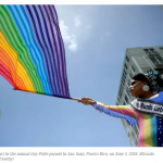 Il Porto Rico vieterà le terapie di conversione gay sui minori