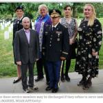 Donald Trump rifiuta i soldati transgender