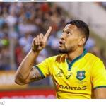 La Rugby Australia licenzia per omofobia il giocatore Folau
