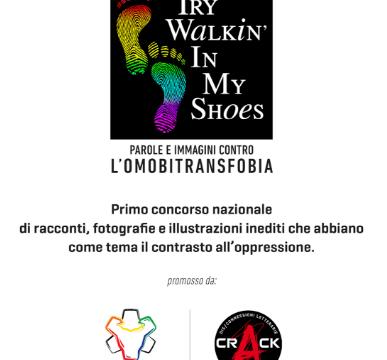 Concorso Letterario/Artistico contro l'Omobitransfobia