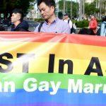 Taiwan Sì alle nozze gay