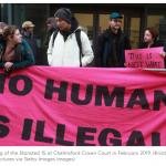 Il Lesbians and Gays per i migranti alla British Airways: Stop ai voli di rimpatrio