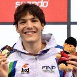 Antonio Fantin Campione del Mondo di Nuoto Paralimpico