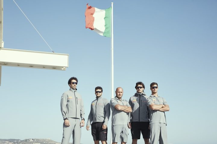 Cagliari e l'America's Cup World Series