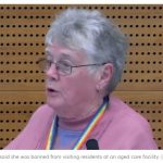 Australia Volontaria 84enne cacciata perché lesbica