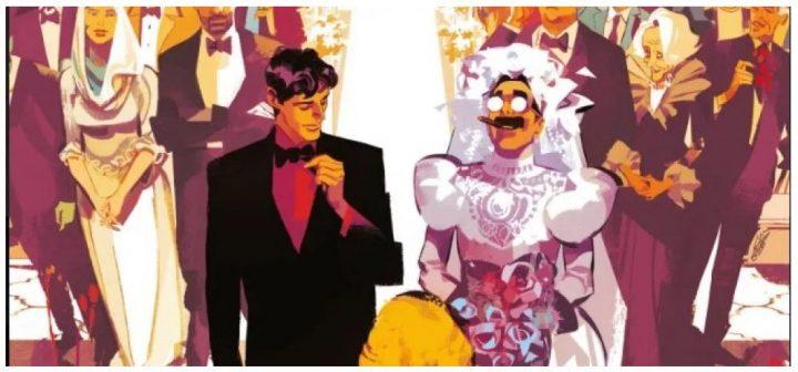 Oggi sposi Dylan Dog si sposa con… Groucho