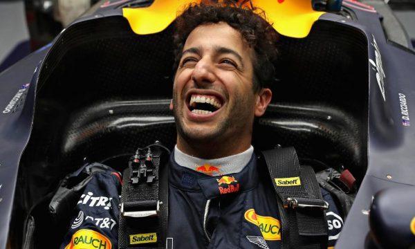 Daniel Ricciardo Il volto sorridente della F1