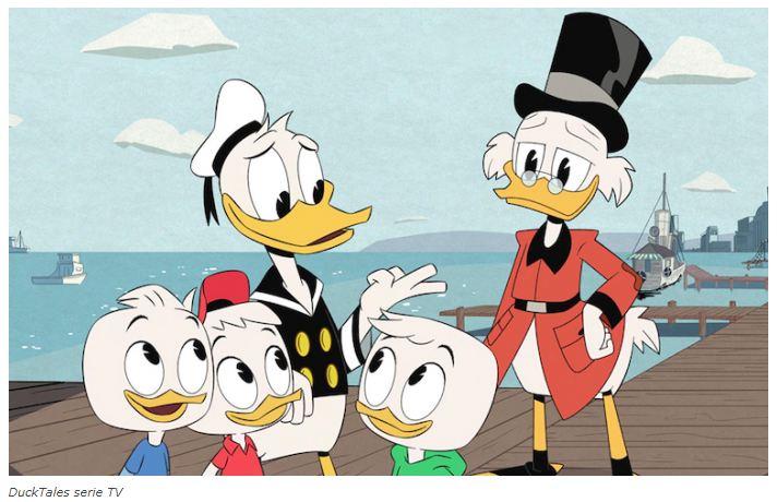 """ProVita VS DuckTales """"L'inchino della Disney alla propaganda LGBT non può passare"""""""