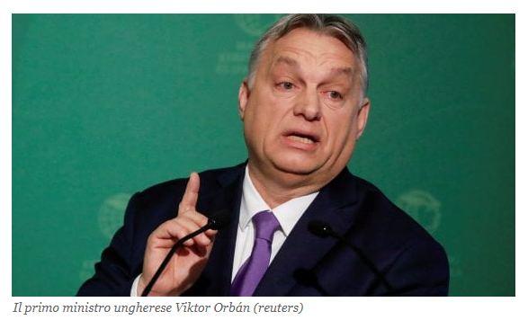 Ungheria Vietato il cambio di sesso nei documenti dei transgender