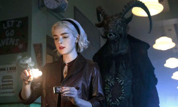 Le Terrificanti Avventure di Sabrina a tinte Rainbow
