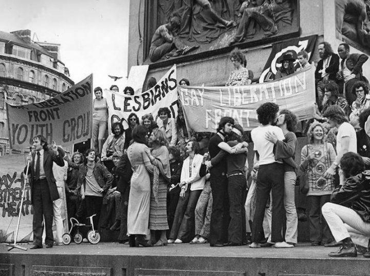 Il London Pride 2020 si farà con i veterani del Fronte di Liberazione Gay