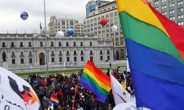 In Cile passo in avanti per il matrimonio paritario