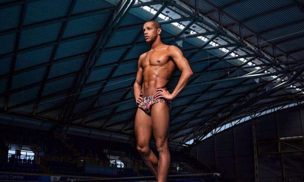 """Michael Gunning: """"Giamaicano, nero e gay: nuoto contro i pregiudizi"""""""