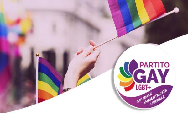 Fondato il Partito Gay, Solidale, Ambientalista e Liberale
