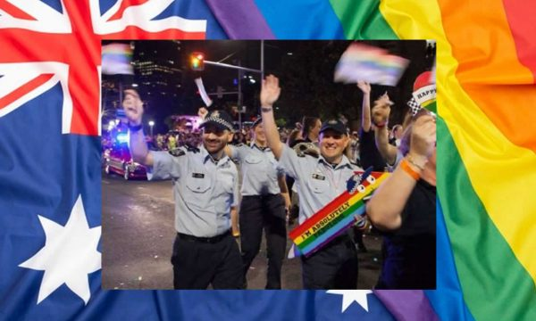 Australia, a rischio partecipazione polizia al Pride