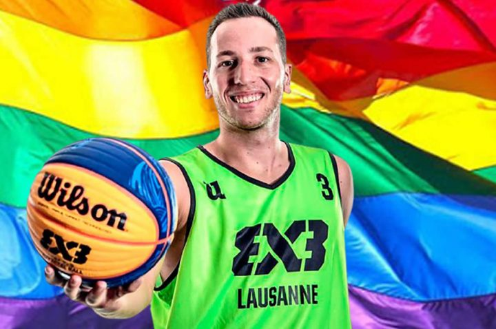 Basket, Marco Lehmann ha fatto coming out
