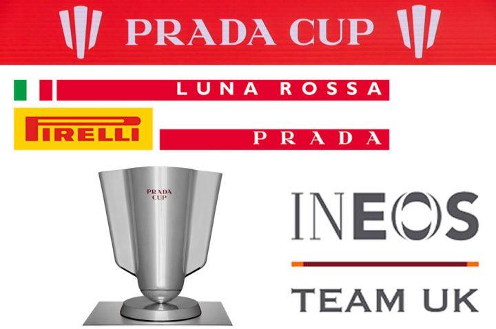 Coppa America 2021, Luna Rossa alla prova con Ineos UK